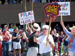 Gay Pride Parade, Phoenix