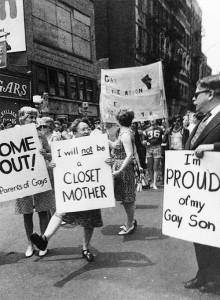 1974 NYC Gay Pride Parade